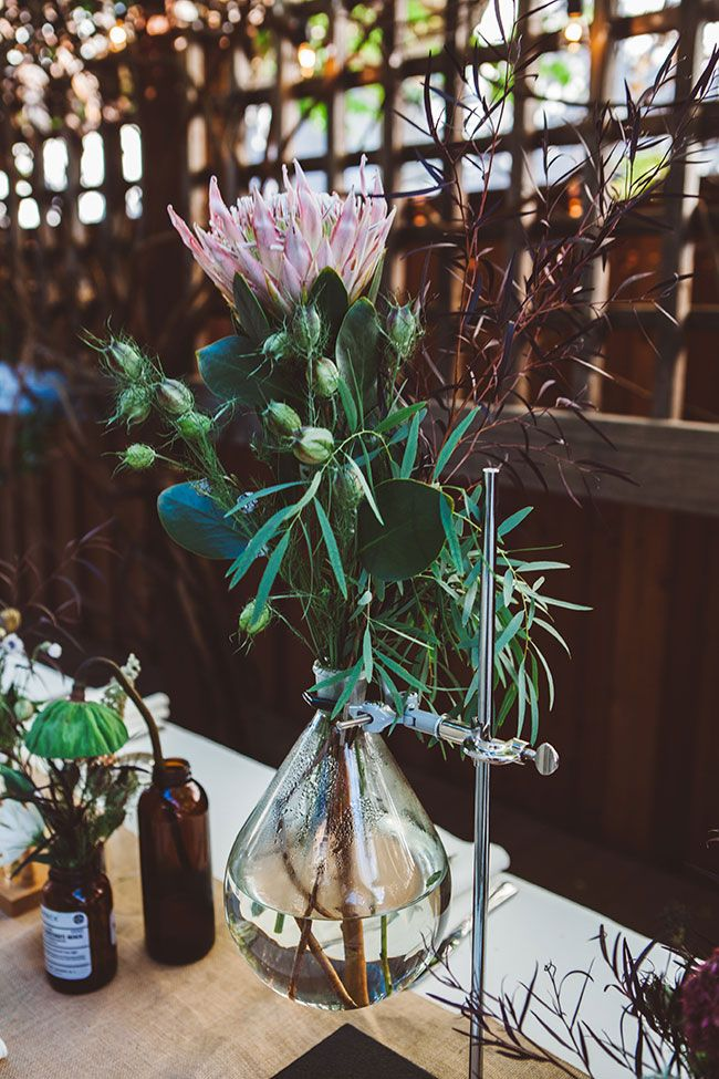 Uniquely Cool Eclectic Chemistry Wedding In San Francisco | Photograph by A Heart String  See The Full Story at http://storyboardwedding.com/eclectic-chemistry-wedding-san-francisco/
