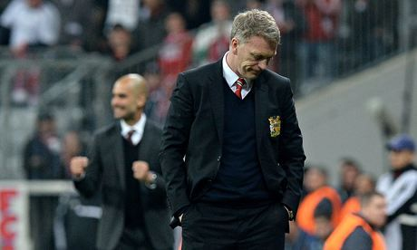 David Moyes sacked by Manchester United after just 10 months in charge