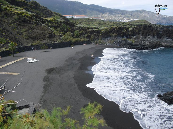 La Playa de Los Cancajos, La Palma, Canary Islands
