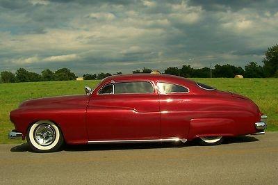 1950 Mercury Coupe, Chopped: Custom Led, Chops Coupe, Dream Cars, Dreams Garage, Led Sled, Dreams Vehicles, Dreams Cars, Hot Rods Lov, Mercury