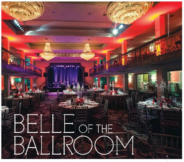 Be The Belle Of Ball At These San Antonio Ballroom Wedding Venues Location