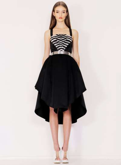 Hungarian fashion designer Dora Abodi