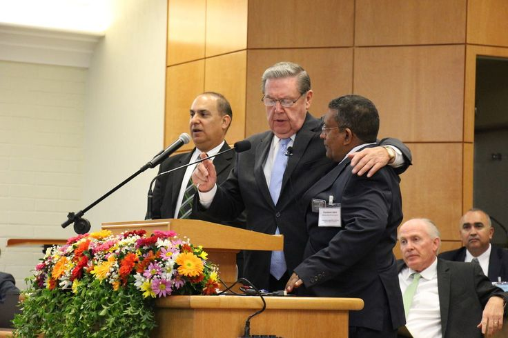 There are missionary stories, and then there are missionary stories. Elder Holland recently shared the following at a Seminar for New Mission Presidents, about a young elder who found his older brother while tracting.