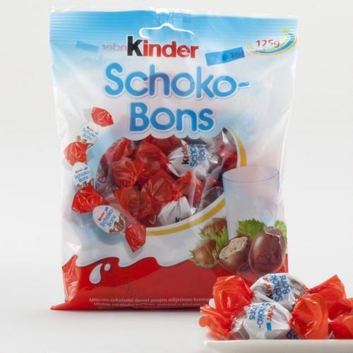 Kinder Schoko-Bons Bag – #bag #Kinder #SchokoBons