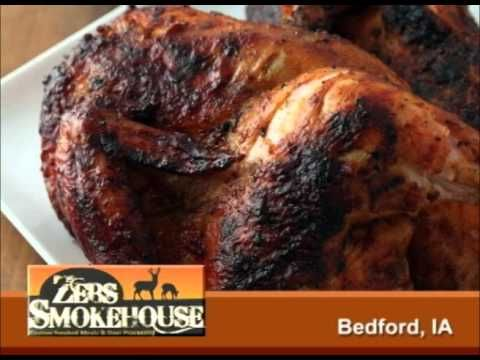 Bedford Iowa's Zeb's Smokehouse on Our Story's What's Cookin