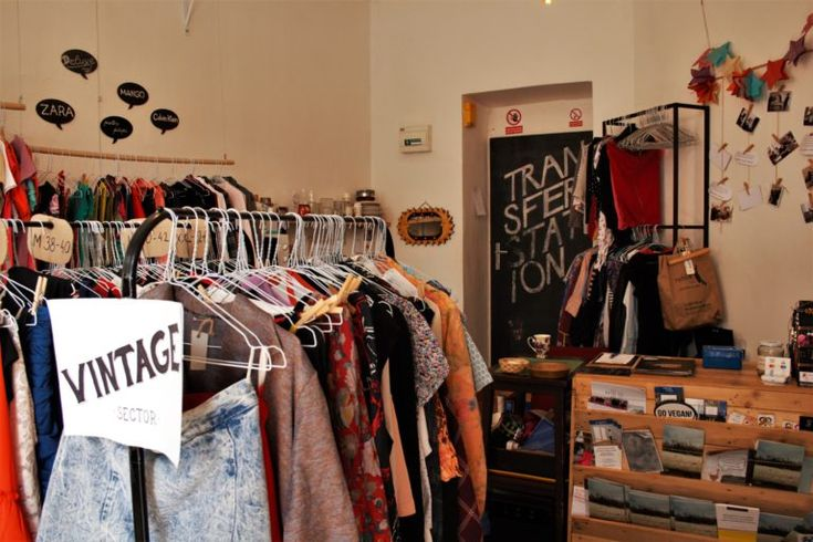The 12 Best Places To Shop Second Hand In Prague In 2019 In 2020 Second Hand Shop Prague Prague Shopping