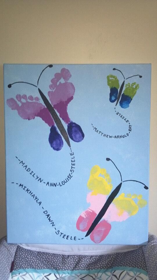 452 best images about Handprints and Footprints Craft ...
