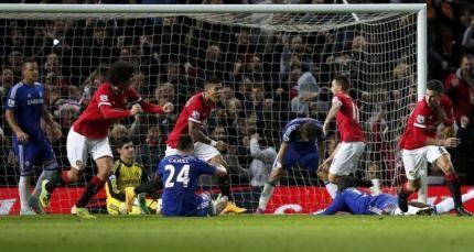 Taruhan Bola : Van Persie Gagalkan Harapan The Blues Dapatkan Poin Penuh Di Old Trafford
