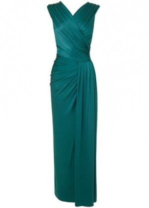 Wedding Guest Dresses | Not sure about the style but I love this color