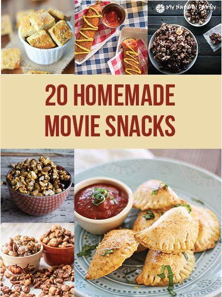 Best 25+ Movie night snacks ideas on Pinterest ...