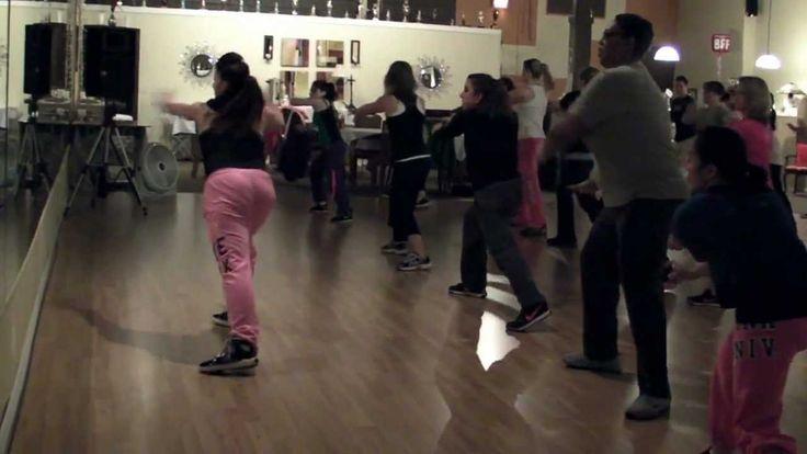 Get Your Fit On Dance Fitness - Play Hard David Guetta (Ft. Akon & Ne-Yo...