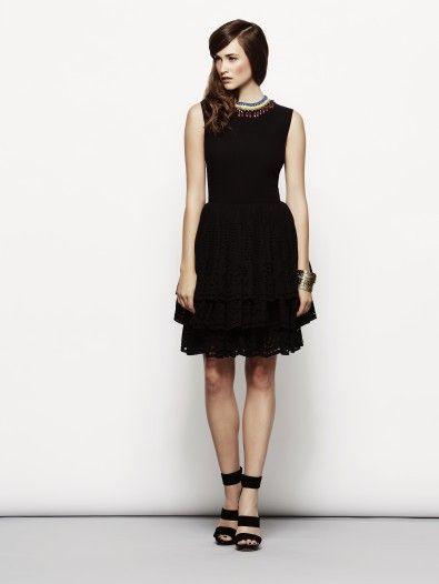 DIMITRI SS14 - onlineshop fit & flare dress