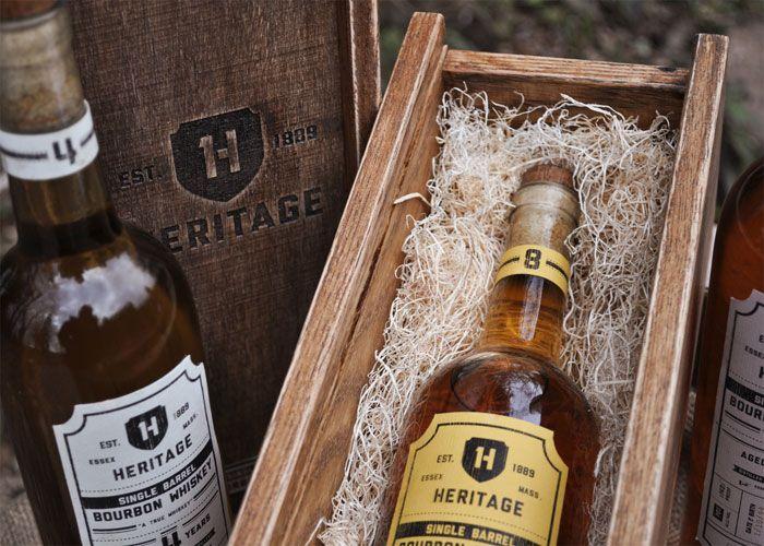 Amazing package design...: Design Inspiration, Bourbon Whiskey, Package Design, Packaging Design, Heritage Bourbon, Bottle, Heritage Whiskey