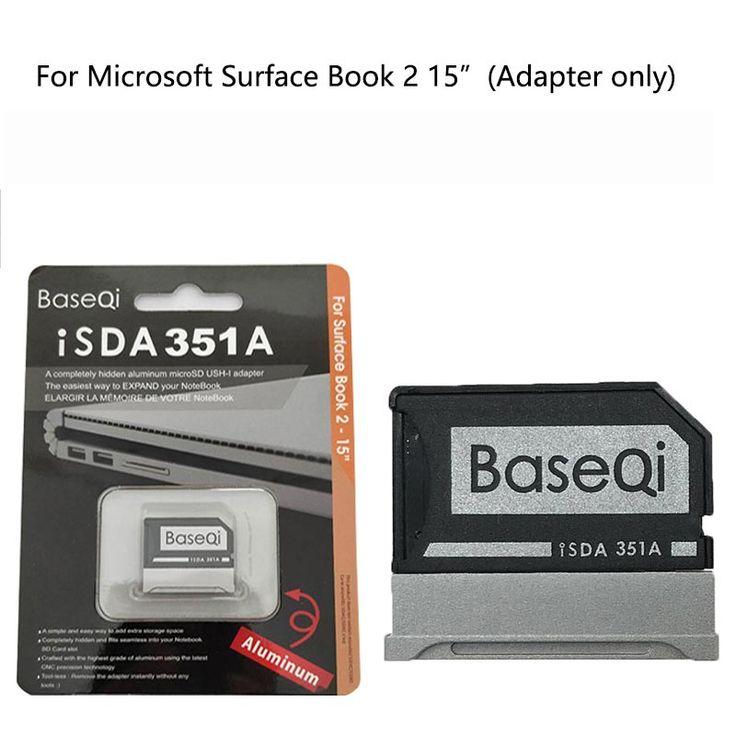 Baseqi aluminum for microsoft surface book 2 15 minidrive