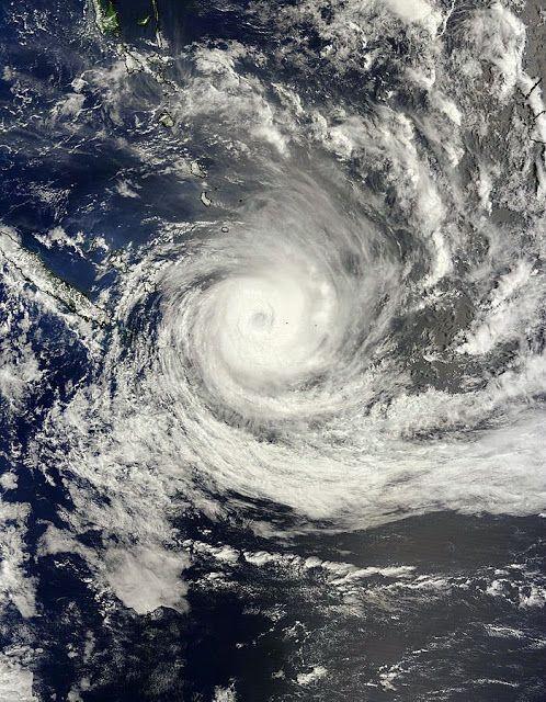 Sicilia Giornale: Rischio ciclone su coste siciliane