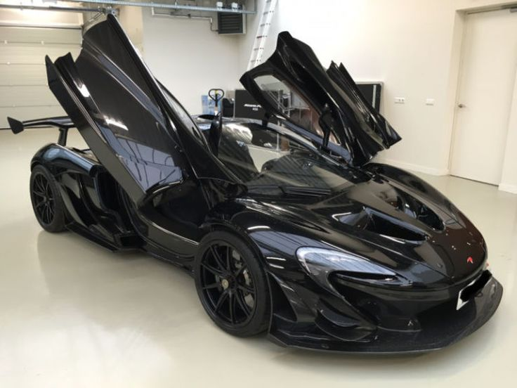 Here's Another Street-Legal McLaren P1 GTR For Sale, Only $4.36 Million