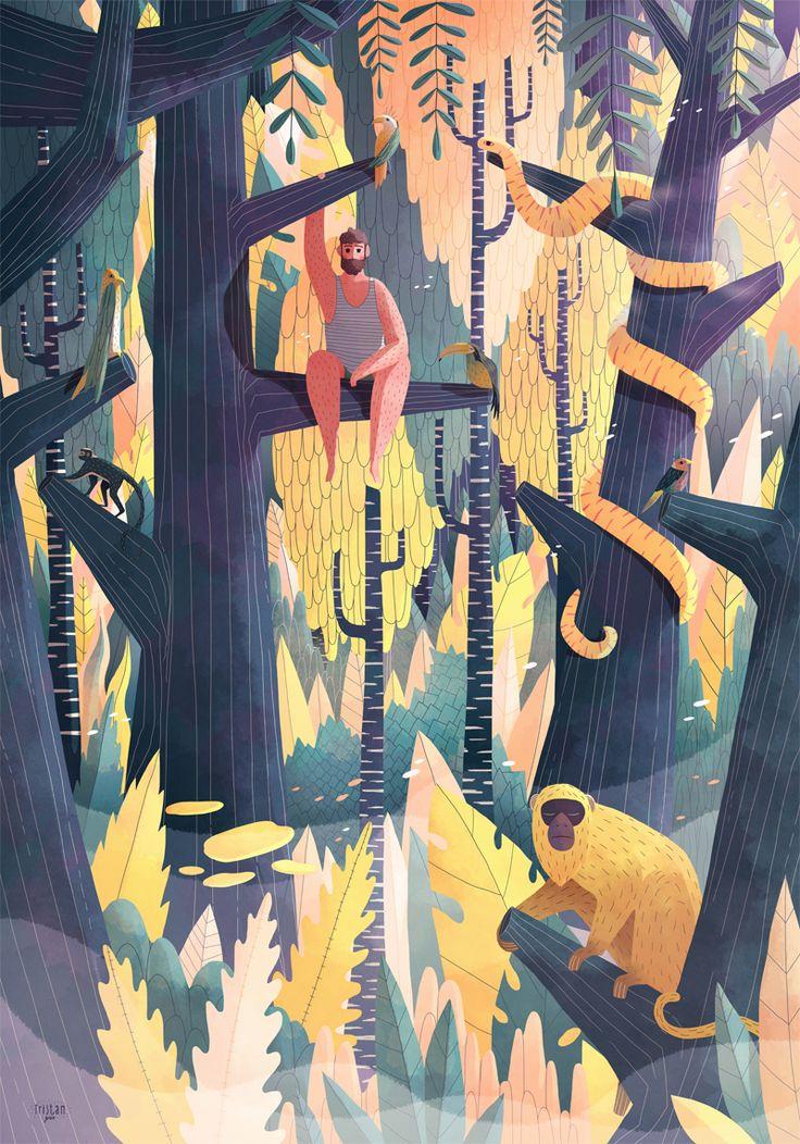 Robin by Tristan Gion