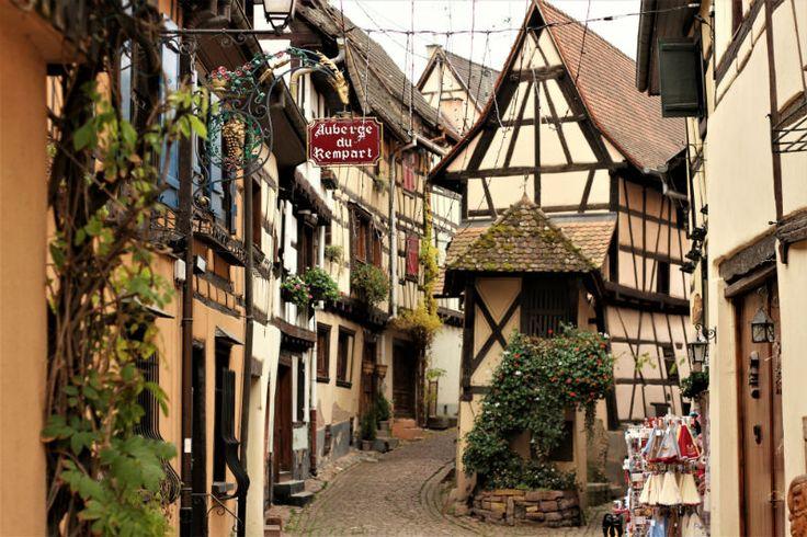 Una guía para organizar un viaje a Alsacia (por sus ciudades y pueblos más bonitos) - Viajes - 101lugaresincreibles -
