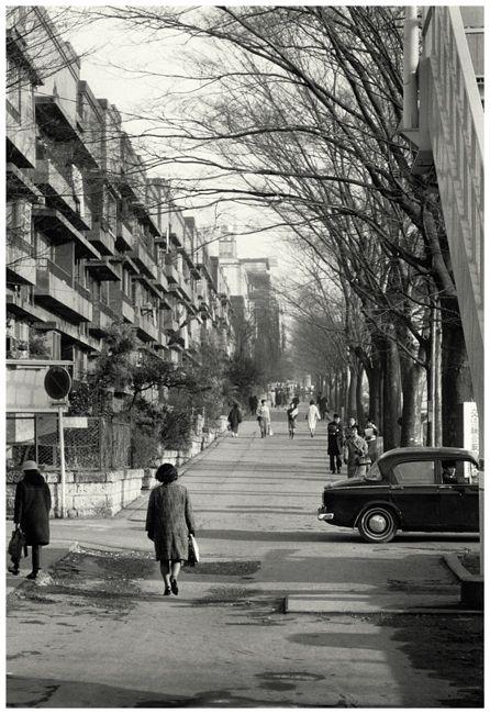 「同潤会アパート」2006年から「表参道ヒルズ」/1972年/Alao Yokogi