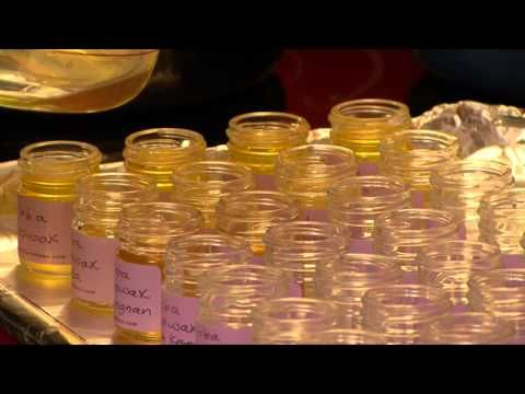Online class on how to make body butters and lip balms
