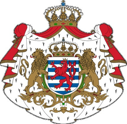 Luxembourg - Coat Of Arms - my native country!