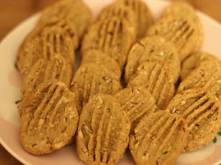 8 aylık bebekler için bebek bisküvisi
