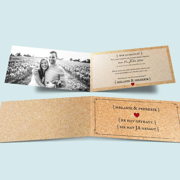 162 best Hochzeitseinladungen selber gestalten images on Pinterest