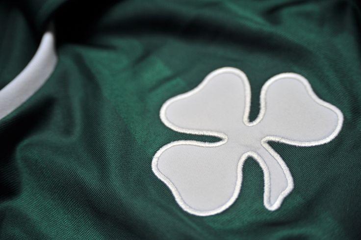 Panathinaikos 12/13 Home Shirt Unveiled - Footy Headlines