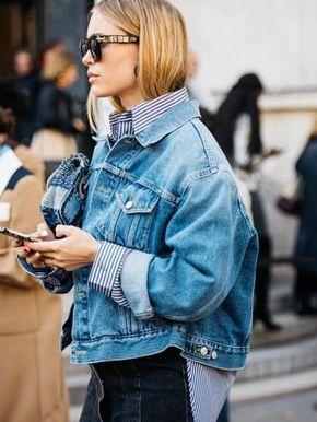 XXL-Jeansjacken – Pernille Teisbaek zeigt uns das wichtigste Basic unseres Kleiderschranks
