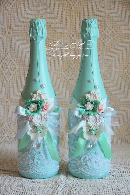 Свадебное шомпанское