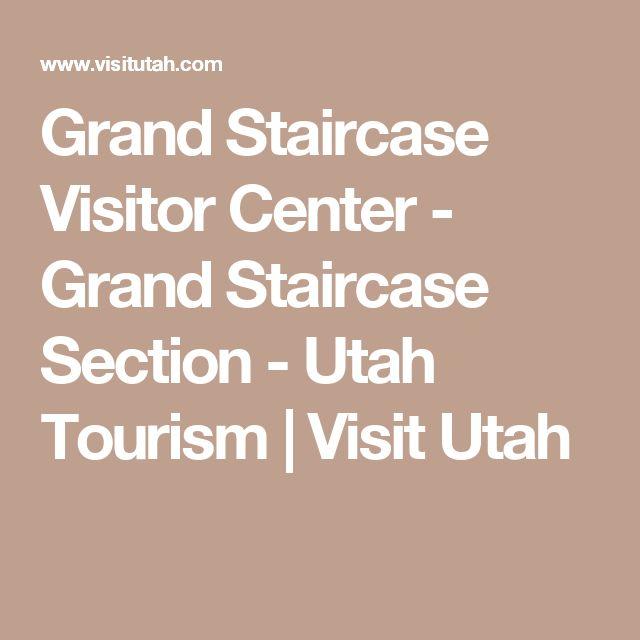 Grand Staircase Visitor Center - Grand Staircase Section - Utah Tourism | Visit Utah
