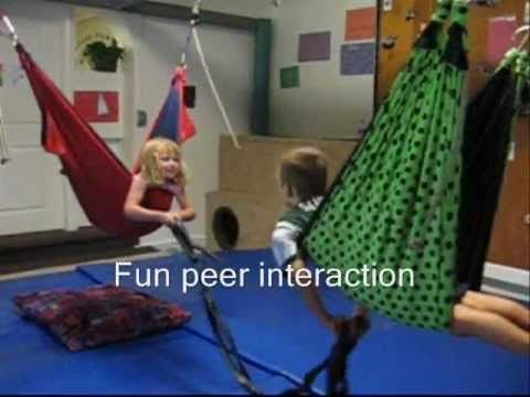 Looks like fun and games, but everything has a purpose.  I love this video.  Repinned by playwithjoy.  For more sensory activity pins visit pinterest.com/playwithjoy