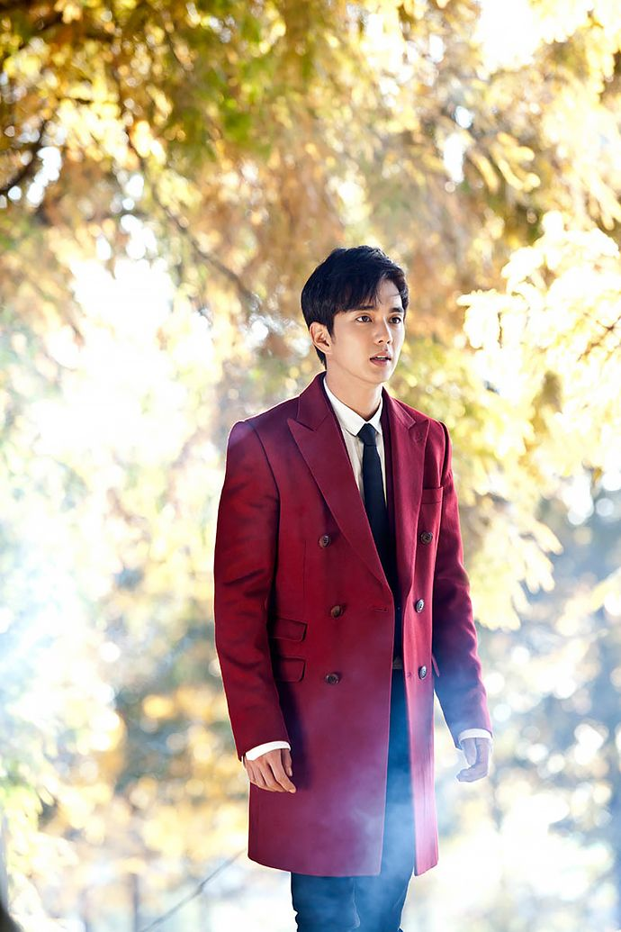 """First """"Remember"""" Stills of Yoo Seung Ho 