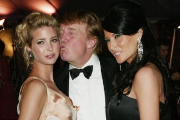 The Trump Family Tree Of Gold | Buzztache..This disgusts me ever since Trump called Ivanka voluptuous, and said that she was beautiful, and if she weren't his daughter, he'd be dating her! PUKE..sounds incestuous to me!