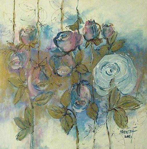 Neha v ruži