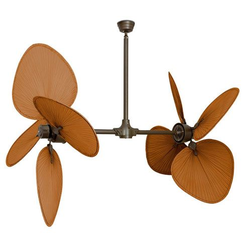 23 best fans images on pinterest contemporary ceiling fans ceiling fans with lights and - Ventilateur de plafond style colonial ...