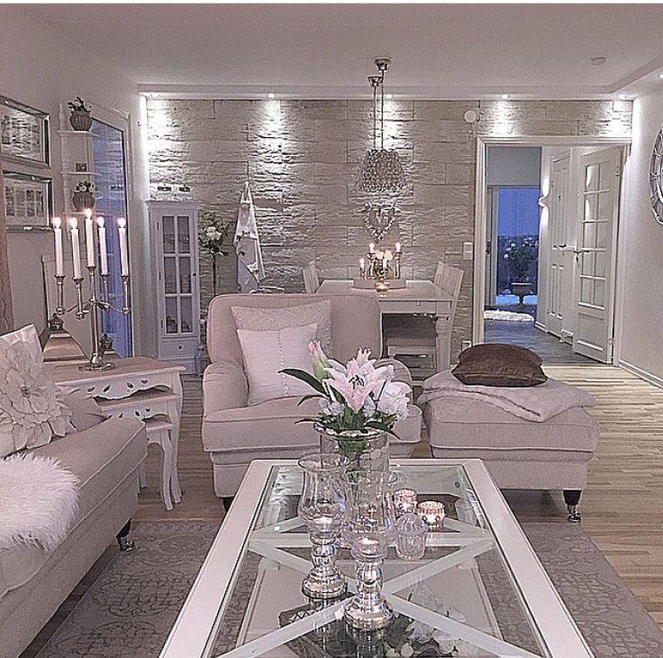 427 best images about dekoracje kompozycje on pinterest - Feature wall living room ...