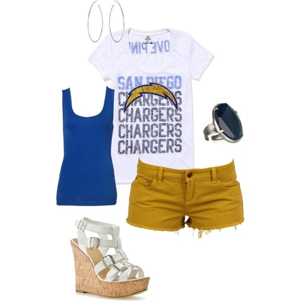 San Diego Chargers Facebook: 17 Best Images About CHARGER GIRL On Pinterest