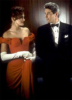 "Favorite movie ever!! ""If I forget to tell you later.  I had a really good time tonight."" - Pretty Woman"