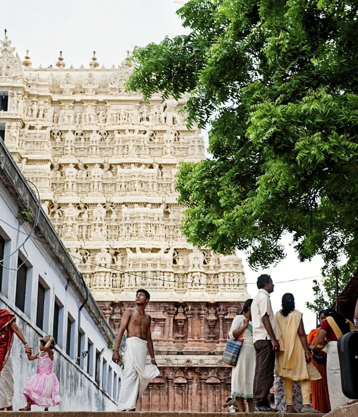 The Sri Padmanabhaswamy temple, in Trivandrum, has been amassing gold for centuries.