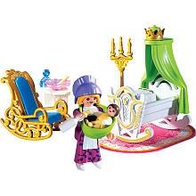 Playmobil Magic Castle Playset: Royal Nursery $10