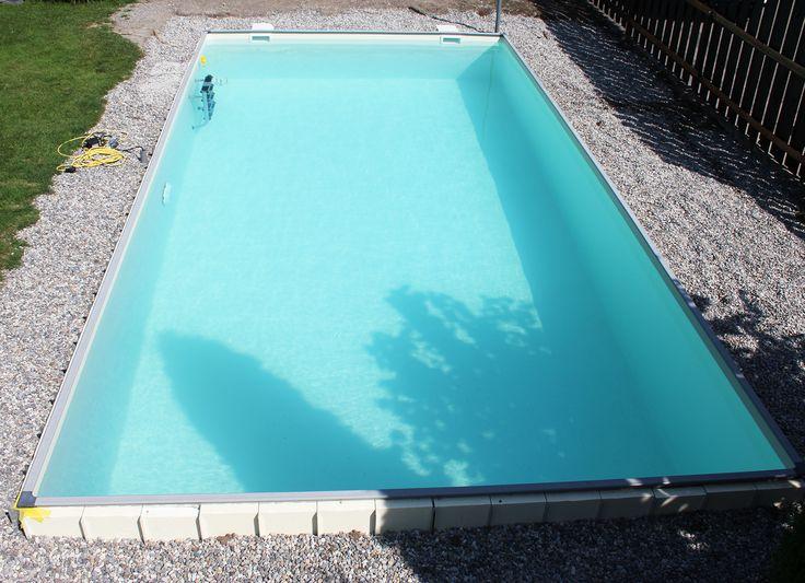 Ber ideen zu pool selber bauen auf pinterest selber bauen pool schwimmbad selber - Schwimmpool selber bauen ...