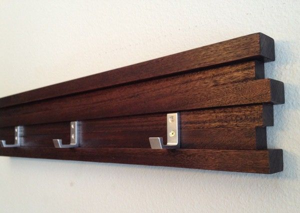 17 best ideas about Modern Coat Hooks on Pinterest | Design desk, Joinery  details and Coat hooks