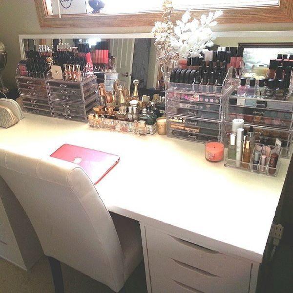 1000 Id Es Sur Le Th Me Tiroir De Maquillage Sur Pinterest Maquillage Organisation De Tiroir