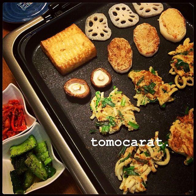 沖縄旅行で食べ過ぎたので、胃に優しいものを…♡ って言う考えは全くナッシンw そう、いつでもガッツリ!!(笑) - 273件のもぐもぐ - 高槻B級グルメ うどん餃子! by tomocarat.