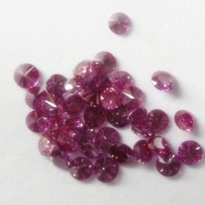Lot of 5.0 ct(1.35 – 1.45 mm) si clarity pink color natural loose diamond that will make your diamond jewelry look marvelous at wholesale price.