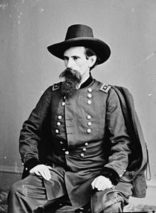 """Lewis """"Lew"""" Wallace was the author of Ben Hur, a lawyer, Union general in the American Civil War, territorial governor and statesman, politician and author."""