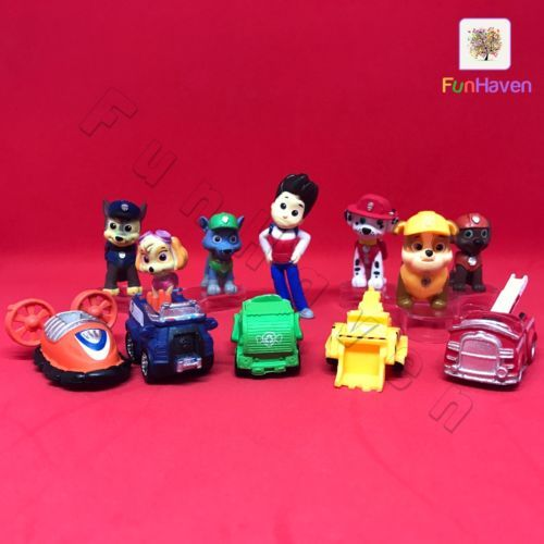 Kids-Paw-Patrol-Cake-Toppers-Figures-Set-Decorations-Birthday-Party-Supply-Toys