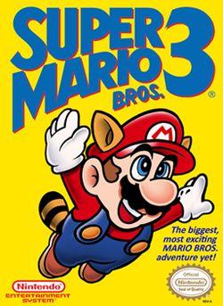 Super Mario Bros3, mi juego favorito