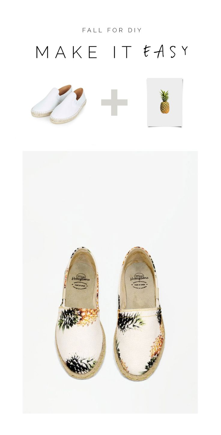 Fall-For-DIY-Make-it-Easy-Pineapple Espadrilles